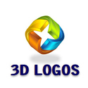 Digital 3d Logo Design, For Branding