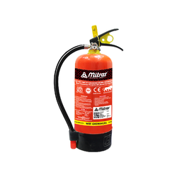 A, K Refurbished Wet Chemical Stored Pressure Fire Extinguisher (MS Body) - 4 Litre