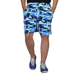 85-90 And 95-100 Light Blue Clifton Army Shorts