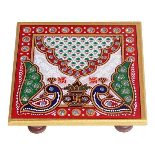 Hanging Bandanwar And Marble Chowki Manufacturer Handicrafts