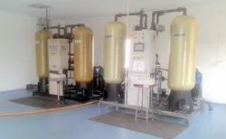 Water Demineralization Plants
