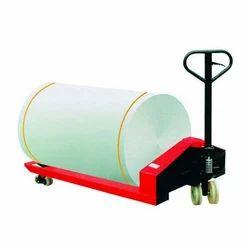 Pallet Truck Roll Handler