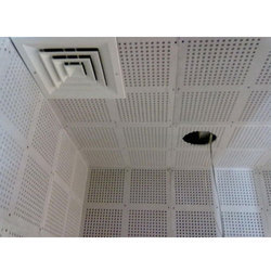 Thermosonics Pvt Ltd Sound Test Chamber, for Sound Absorbers
