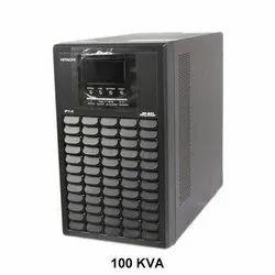 100 kVA Hitachi Online UPS