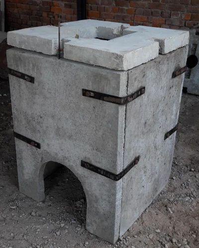 Precast Concrete RCC Precast Valve Chamber, Grade: M200