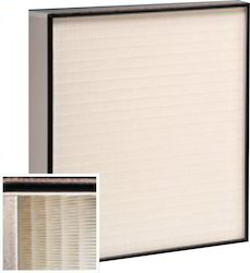 Mini Pleat HEPA Filter