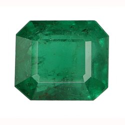 Emerald - Cut Fine Zambian Emerald