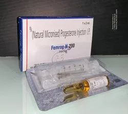 Natural Progesterone 200mg Injection