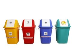 Hospital Waste Collection Swing Bins