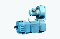 1440, 2900 Copper Motor 75 KW DC MOTORS, For Blowers Pump Machinary, 415 V