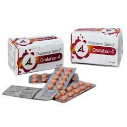 Ondafax Ondansetron 4mg Tablets