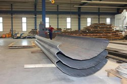 Sheet Metal Bending Upto 12 meters Length & 10 mm thk