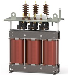 Dry Type 25A College Equipment Transformer, Input Voltage: 415V