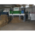 Industrial Paddy Straw Shredder