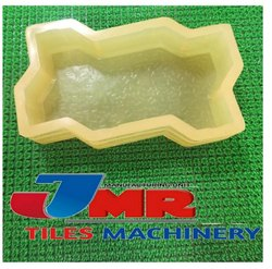 Pvc Rubber Mould Zig Zag
