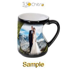 Gochitra Printed Ceramic Milk Mug