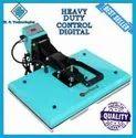 Semi Automatic Heat Press Machine