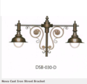 DSB-030-D Nova Cast Iron Street Bracket