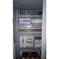 Electricity Control Panel Board, Operating Voltage: 380-415 V