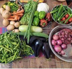 Organic A Grade MTCO Veggie Bundle Pack, Carton, 5 Kg