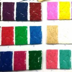 Net Paisa Jaquard Fabrics
