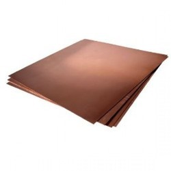 Copper Square Sheet