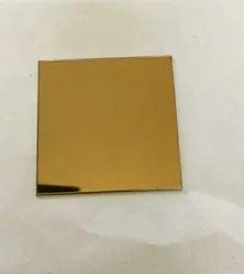 Rose Gold Mirror Sheet 16 Gauge
