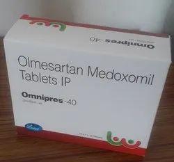 Olmesartan Medoxomil Tablets IP