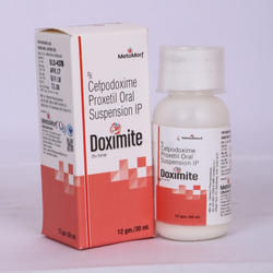 Cefpodoxime Proxetil 50mg/5ml