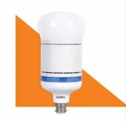 Cool Daylight Chrome Surya Jumbo LED Lamp