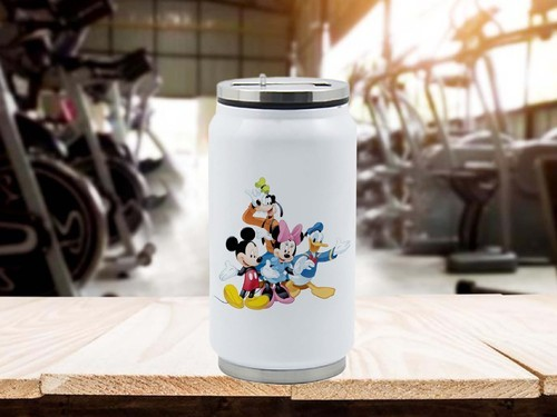 personalized custom printed stainless steel coke can sipper at rs