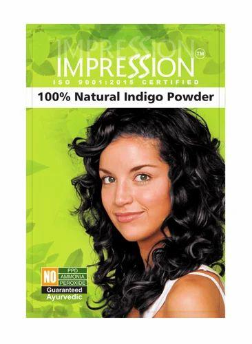 100% Natural Indigo Powder