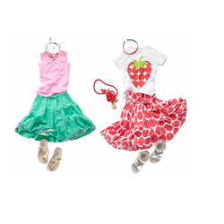 Cotton Female Kids Wear