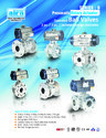 Pneumatic 3 Piece Pneumatic Ball Valve