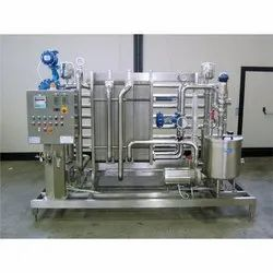 Automatic Pasteurizer Machine