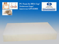 Sheela Polyurethane Foam for Ladies Undergarment
