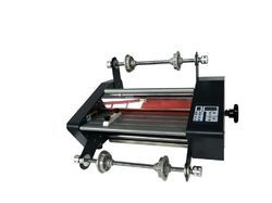 LC Rubber Roll To Roll Lamination Machine 360