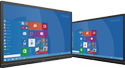 Online Classes Interactive Flat Panel For Education With PC