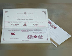 Hindu Wedding Card Printing Service