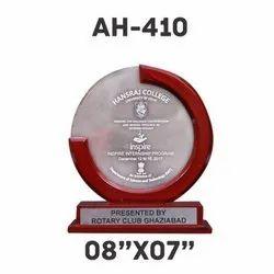 AH - 410 Acrylic Trophy