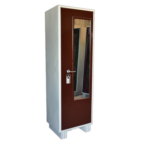 single door steel cupboard at rs 3973 piece steel. Black Bedroom Furniture Sets. Home Design Ideas