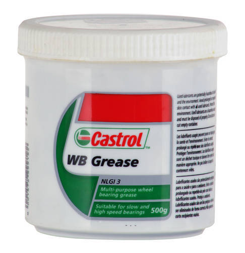 Nlgi 3 Grease Equivalent