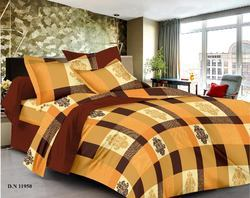 Double Bed Sheet With Pillow Cover