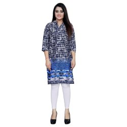 Cotton Casual Wear Women's Kurti, Size: L,XL, Handwash