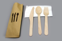 Hotel Disposable Wooden Cutlery