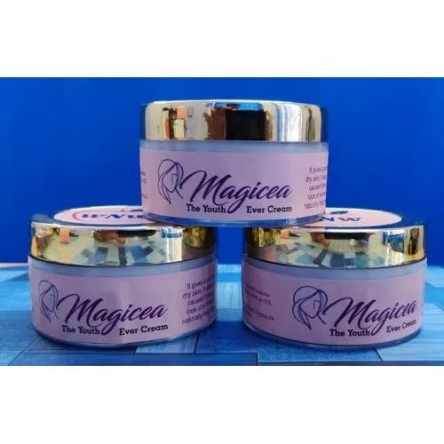 WNW Herbal, Ayurvedic Herbal Beauty Cream, for Personal, Packing Size: 100 G