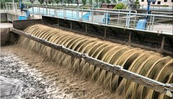 Underground Sewage Treatment Plant
