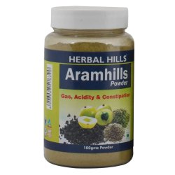 Herbal Laxative Powder - Aramhills 100 gms