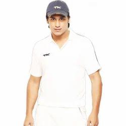 Half Sleeves Cricket T Shirt