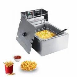 Modern Electric Deep Fryer